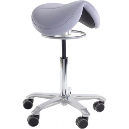 Score sadelstol med Puxx skinn